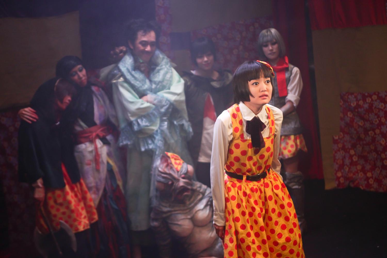 少女椿東京公演終幕!地下演劇と天上歌劇!
