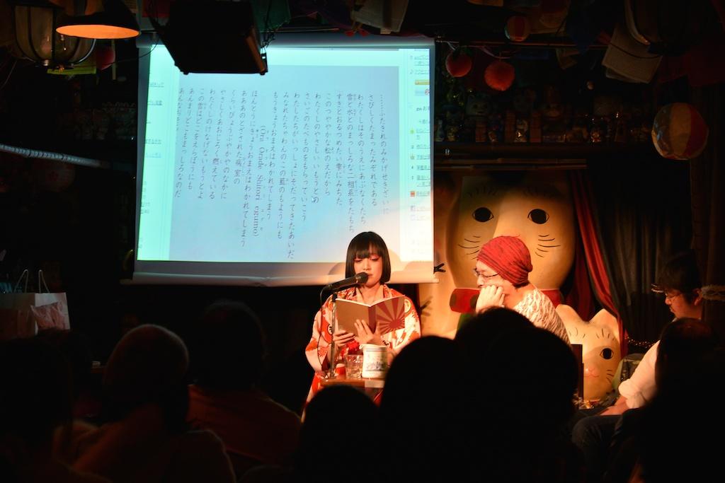 紅日毬子×やくみつる 対談でした。