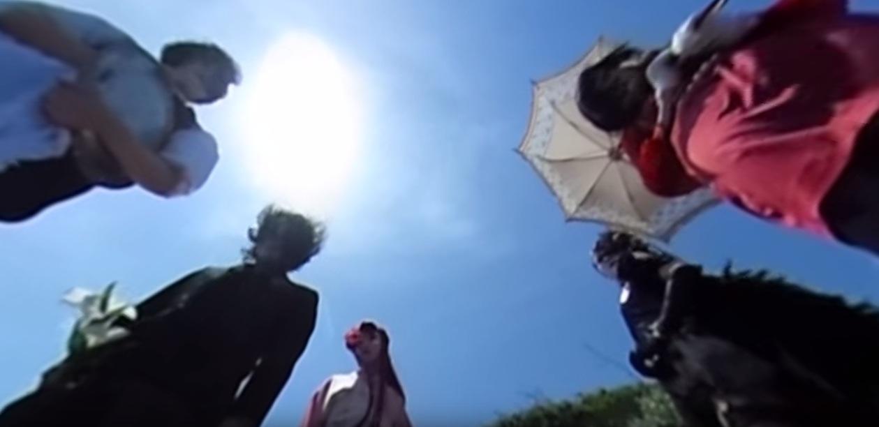 VRで行く江戸川乱歩『パノラマ島綺譚』の世界。MV『物狂う綺譚』
